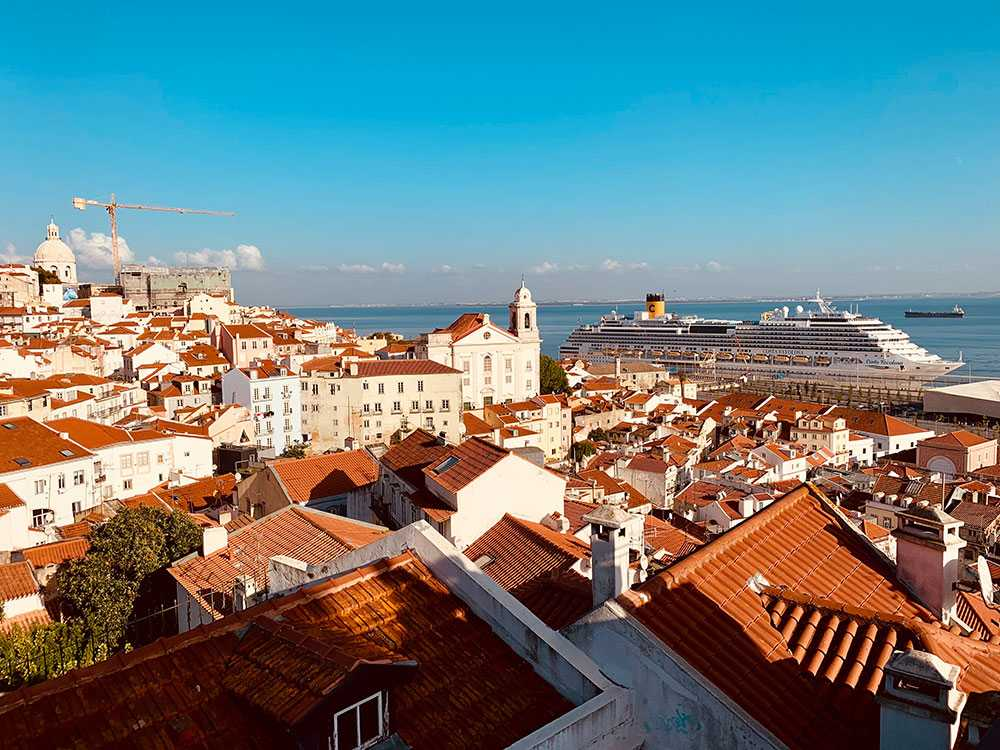 Transfer vom Flughafen Lissabon (LIS) in die Stadt 3